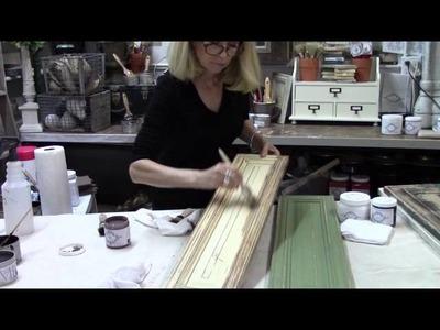 Vintage Market & Design ® Furniture Paint-Atelier Glazes-#1