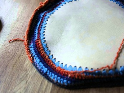 A Bag Project - Mochila - Tutorial 1 - crochet