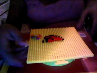 Angry Birds Perler beads Tutorial :DD