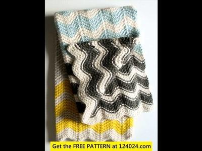 Crochet baby blanket pattern bulky yarn