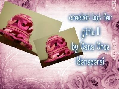Crochet hat II