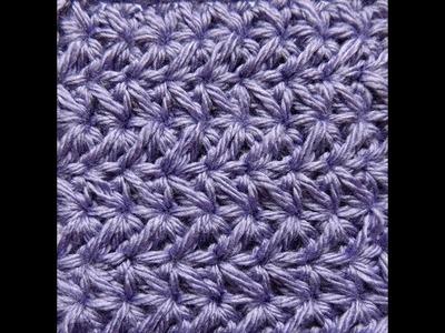 Crochet : Punto Galaxia