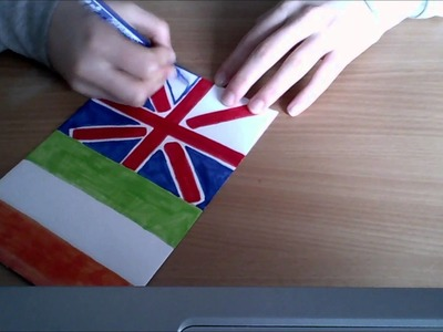 DIY One Direction pouch