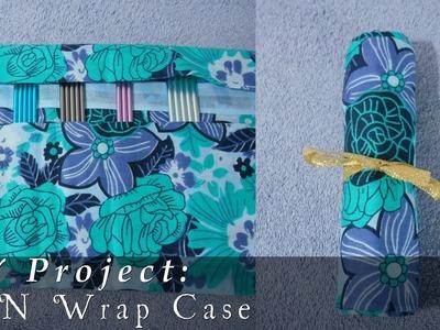 DPN Wrap Case { No Sew }