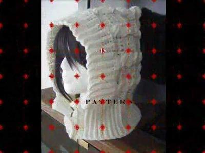 How crochet a Hood