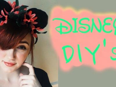 3 Disney DIY's!