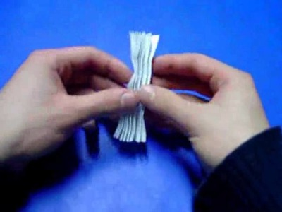 Crazy Paper Folding Trick