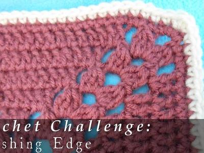 Crochet Challenge | Finishing Edge