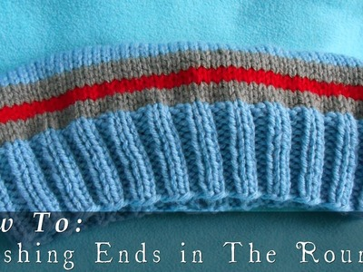 Finishing Ends | In The Round