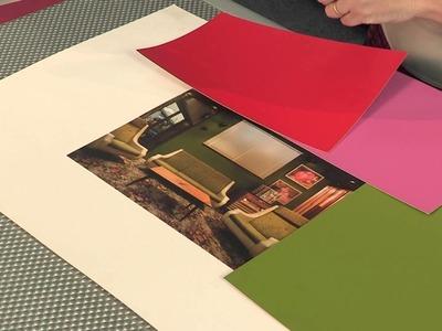 Resene Colour Class:  Create a concept board 1
