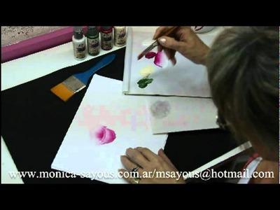 01- Monica Sayous - Rosa en Doble Carga