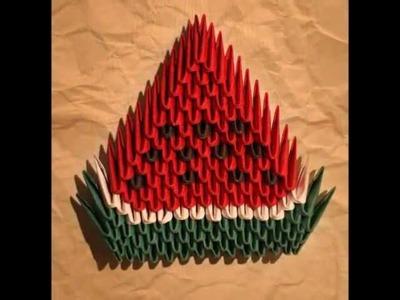 3D Origami Slideshow By Ninikemo Jokhadze