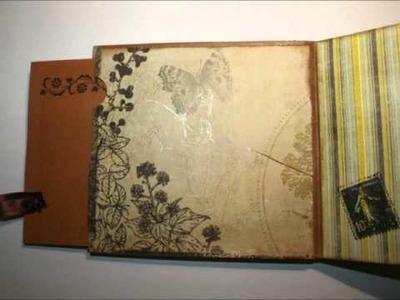 Album con bolsas de papel