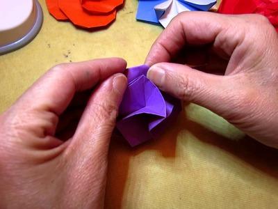 Blablabla.origami.paper mess etc