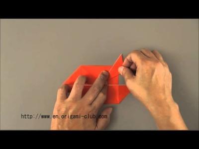 Japanese Culture: Origami  Crab