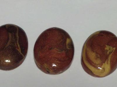 Nuove creazioni | Cabochon e componenti in pasta polimerica (polymer clay cabochons and pendants)