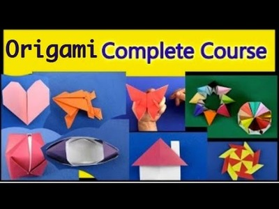 Origami complete course Easy