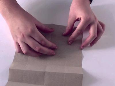 Origami diamant 3D