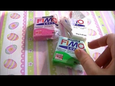 Polymer Clay Tulip (tokidoki)
