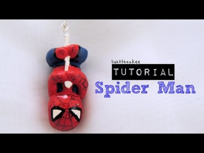 Polymer Clay Tutorial: Spider-man