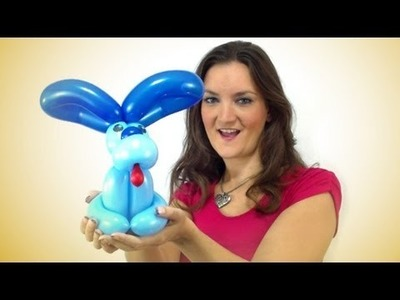 2 Balloon Dog Balloon Animal How-To Instructions!