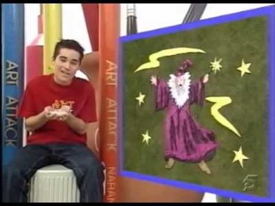 Art attack, artattack, manualidades infantiles 032