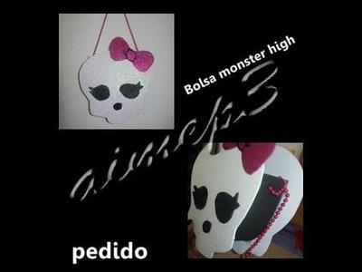 Bolsa de Monster High 5 de julio de 2012