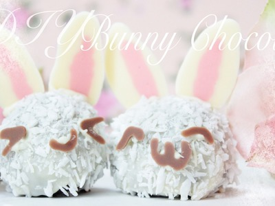 Chocolate Bunny Recipe! - No-bake and Cute!