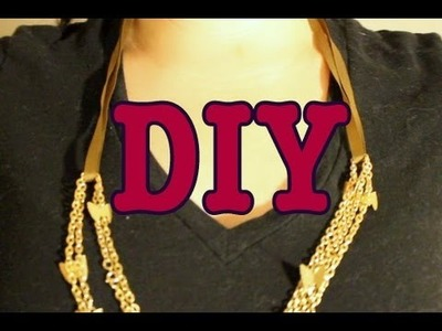 DIY: Change Up A Necklace