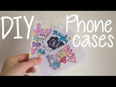 DIY Custom Phone Cases