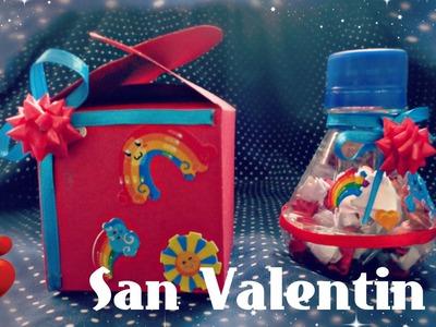DIY ♡ Sorpresas para San Valentin l Ojitoz Anshu