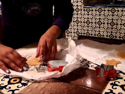 Galletitas con horno de microondas