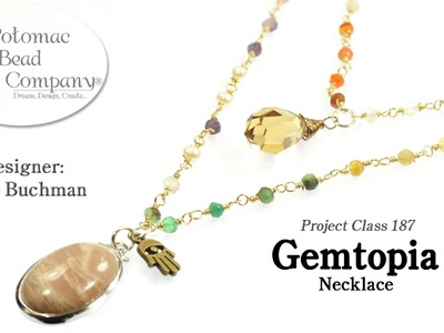 Make a Gemtopia Necklace (DIY)