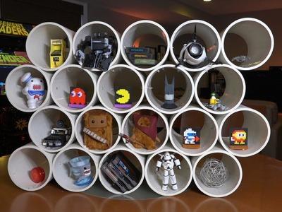 Man Up: Build a PVC Organizer Cubby