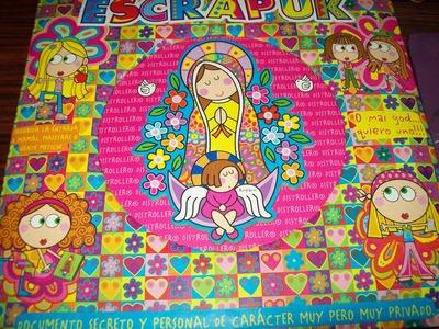 Mi Álbum Scrapbook Avances .AimeVlogs