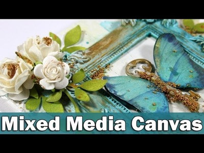 Mixed Media Canvas | 13@rts