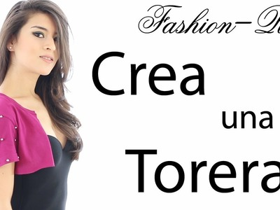 Recicla una camiseta DIY Torera    Fashion Riot