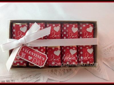 Valentine Nugget Treat Box