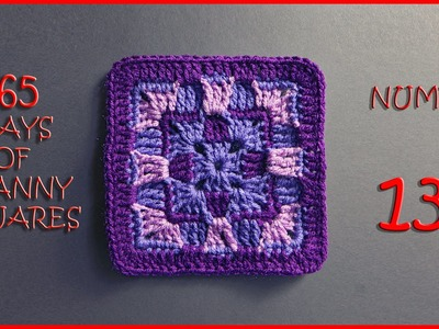 365 Days of Granny Squares Number 134