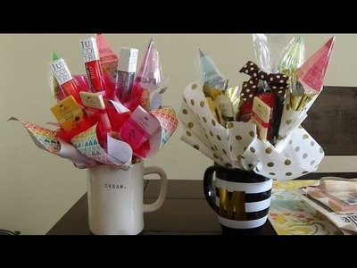 Candy.Treat Mug Bouquet Tutorial!