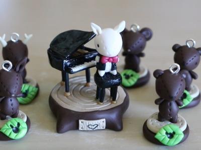 Classy Stitch Animals for Wonderland Art for Animals Benefit Show!