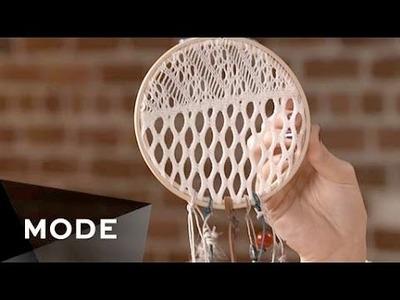 DIY Dream Catcher | Glam It Yourself ★ Mode.com