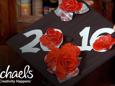 DIY Graduation Cap Decoration Ideas  | Party & Celebration Ideas | Michaels