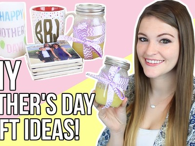 DIY Mother's Day Gift Ideas! Easy, Cheap, And Last Minute!