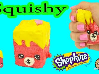 DIY Squishy Shopkins Season 5 Petkins Inspired Craft Do It Yourself - CookieSwirlC Video