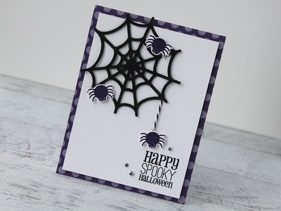 Happy Spooky Halloween Card: Keep It CASual #1