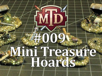 How to Make Miniature Treasure Hoards
