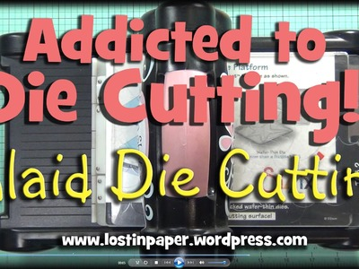 Inlaid Die Cutting at Addicted to Die Cutting!