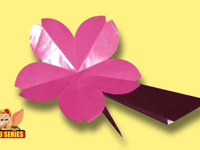 Learn to Make a Kirigami Blossom Branch