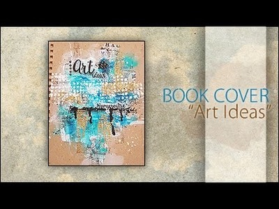 Mixed Media ~ Art Ideas Book Cover